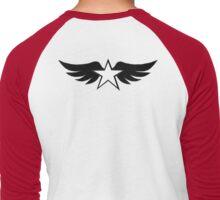 Spread the Wings Men's Baseball ¾ T-Shirt