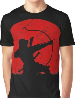 Oni Under Fire Graphic T-Shirt