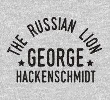 The Russian Lion - Hackenschmidt by DDTees
