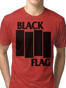 black flag logo Tri-blend T-Shirt