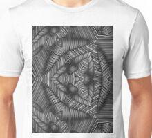 Escheresque in Mono Unisex T-Shirt