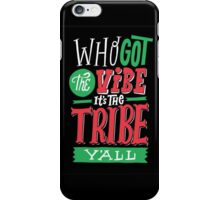 The tribe called quest iPhone Case/Skin