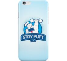 Stay Puft!  iPhone Case/Skin