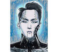 Cyborg Ravi Photographic Print