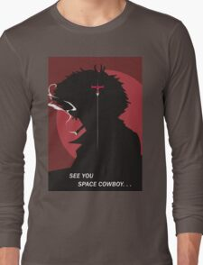 See You Space Cowboy - Spike Long Sleeve T-Shirt