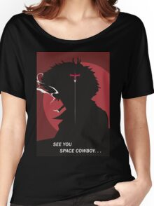 See You Space Cowboy - Spike Women's Relaxed Fit T-Shirt