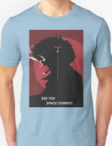 See You Space Cowboy - Spike T-Shirt