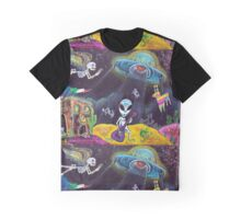Area 54 Graphic T-Shirt