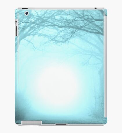 Outside looking in iPad Case/Skin