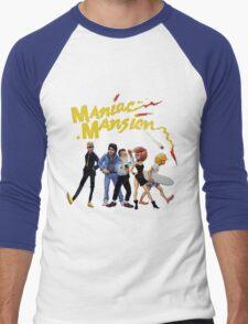 Maniac Mansion Men's Baseball ¾ T-Shirt