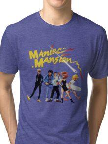Maniac Mansion Tri-blend T-Shirt