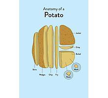 Potato Photographic Print