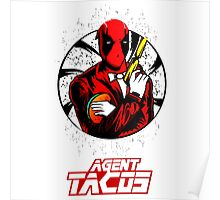 Agent Tacos Poster