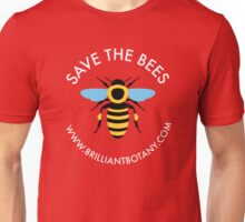 Save the Bees - Honey Bee Unisex T-Shirt