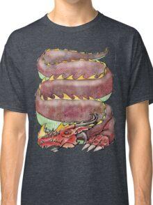 Musical Dragon  Classic T-Shirt