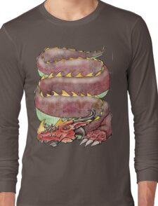 Musical Dragon  Long Sleeve T-Shirt