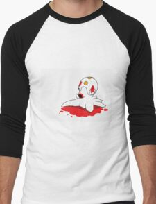 Clown Octillery Men's Baseball ¾ T-Shirt