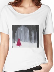 Red Ridding Hood Women's Relaxed Fit T-Shirt