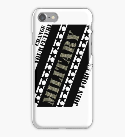 Military iPhone Case/Skin