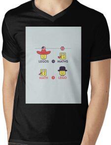 Lego and Maths T-Shirt