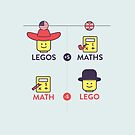 Lego and Maths by Stephen Wildish