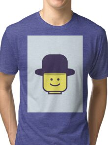 Mr Legoman Tri-blend T-Shirt