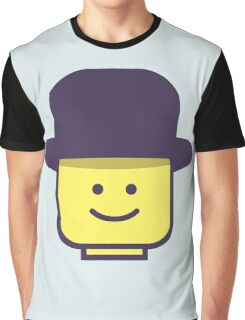 Mr Legoman Graphic T-Shirt