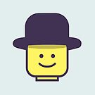 Mr Legoman by Stephen Wildish