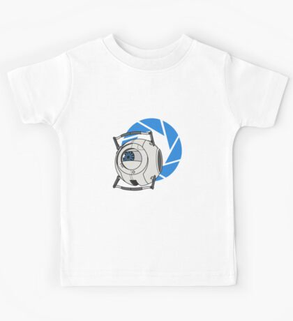 Wheatley! - Portal 2 Kids Tee
