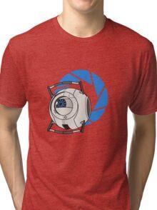 Wheatley! - Portal 2 Tri-blend T-Shirt