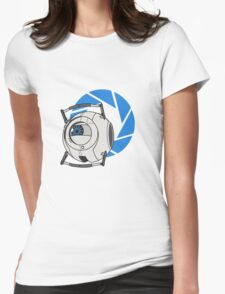 Wheatley! - Portal 2 Womens Fitted T-Shirt