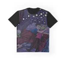Invader Zim - Stars Graphic T-Shirt