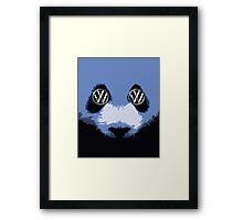 VW PANDA Framed Print