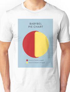 Babybel Pie Chart T-Shirt