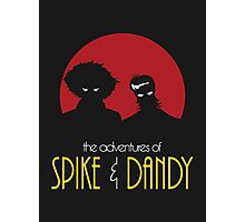 The Adventures of Spike & Dandy Photographic Print