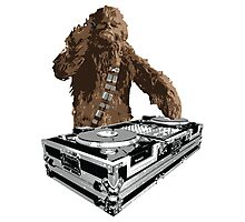 Wookiee Wookiee Photographic Print
