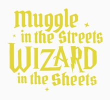 Muggle In The Street Quotes Kids Tee