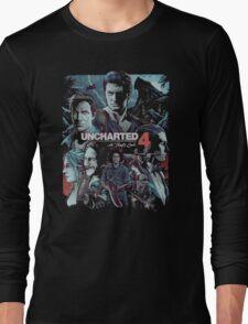 Uncharted 4 [4K] Long Sleeve T-Shirt
