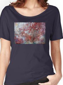 When Roses Bleed Women's Relaxed Fit T-Shirt