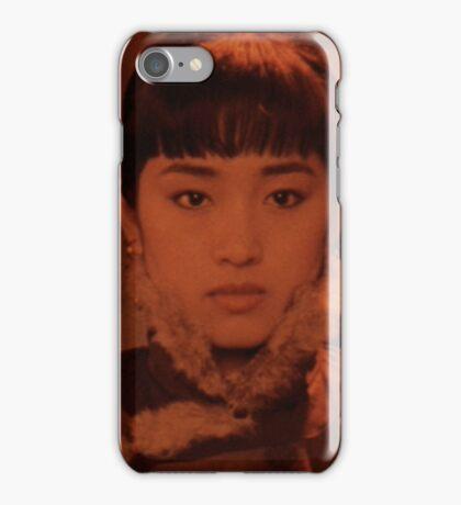 Gong Li - Raise the Red Lantern iPhone Case/Skin