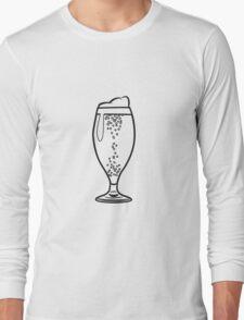 drink beer Long Sleeve T-Shirt