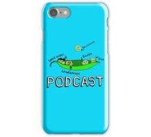 PODCAST! iPhone Case/Skin