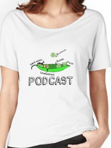 PODCAST! Women's Relaxed Fit T-Shirt