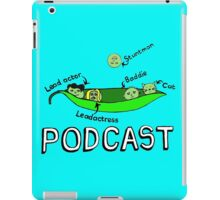PODCAST! iPad Case/Skin