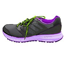 Running Shoe Black Photographic Print
