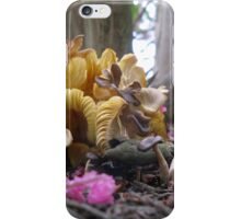 Family Reunion Under the Crepe Myrtle iPhone Case/Skin