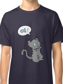 Fishy? (Stripe) Classic T-Shirt
