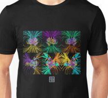 """Earth Magnetic Field - BLACK""© Unisex T-Shirt"