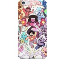 Steven Universe All Character iPhone Case/Skin
