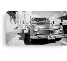 not only in Cuba Canvas Print